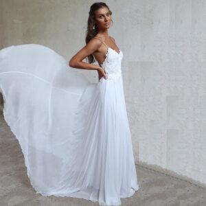 Robe Mariée Bohème Chic Célia