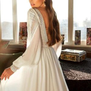Robe Mariée Bohème Vintage Ilyana