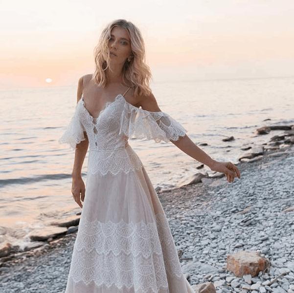 Robe Mariage Bohème Joy Chic
